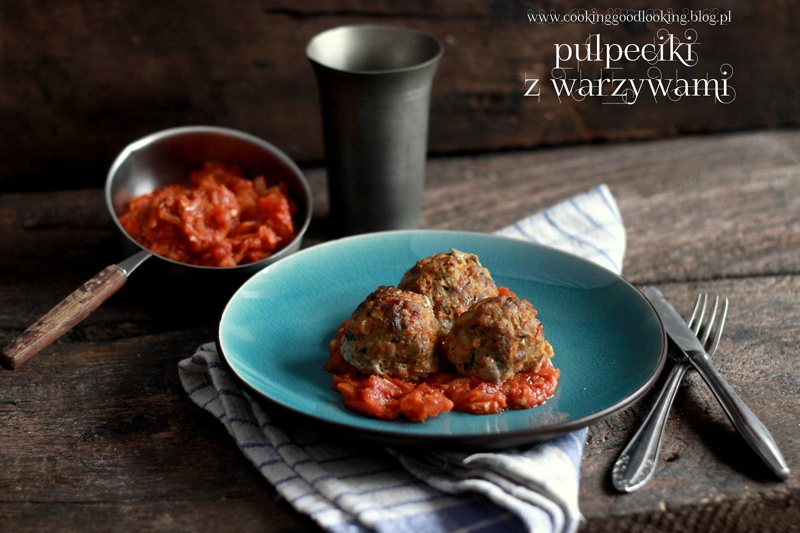 Mega zdrowe pulpeciki z warzywami/ Seriously healthy meatballs with veggies